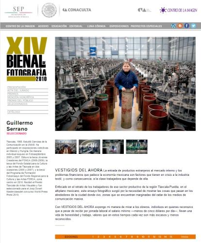 Bienal Fotografía 2010-Guillermo Serrano