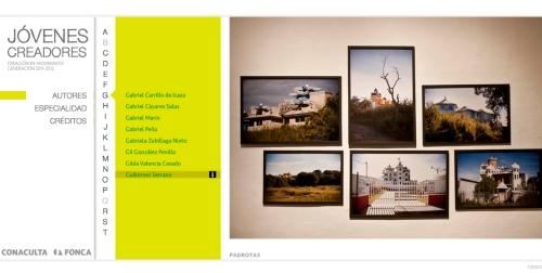 Catalogo Jóvenes Creadores 2011-2012