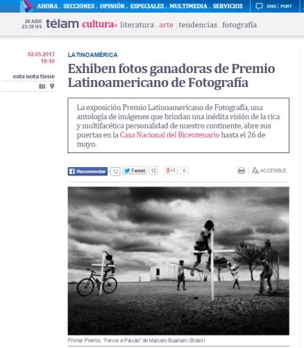 Exposición Premio Latinoamericano